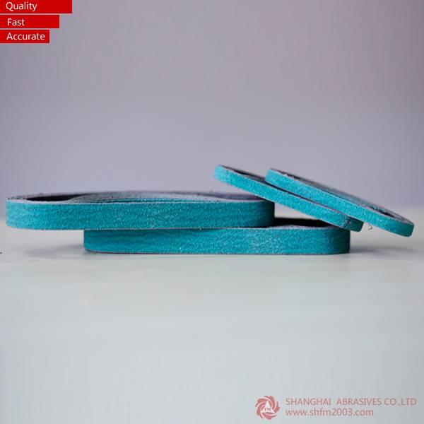 VSM ZK713T Narrow Abrasive Belts VSM Zirconia