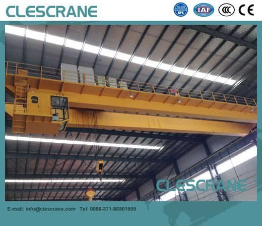 CHD Series 10 ton overhead top running double girder bridge crane