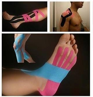 Kinesiology Tape, Adhesive Bandage