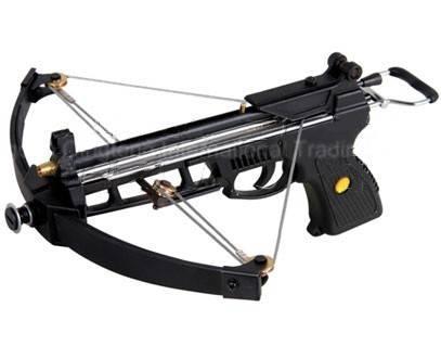 Four-functions Hand-Crossbow
