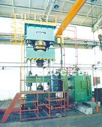 YF79 Serial Powder Metallurgy Part Hydraulic Press