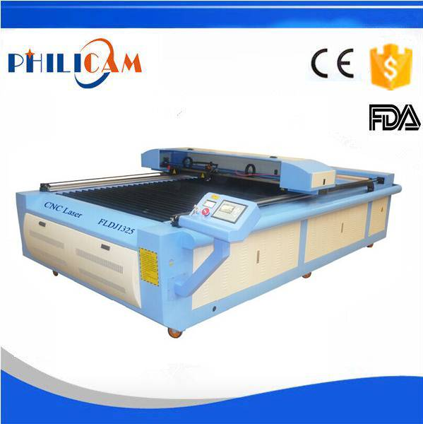 FLDJ-1325 low price co2 acrylic mdf laser cutting machine