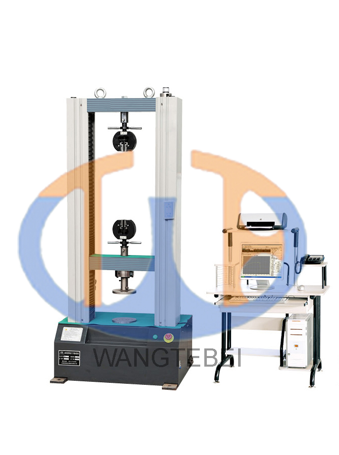 Plastics and electrical insulating materials flexural and bending testing machine