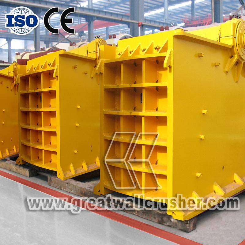 PE jaw crusher for sale in crushing plant
