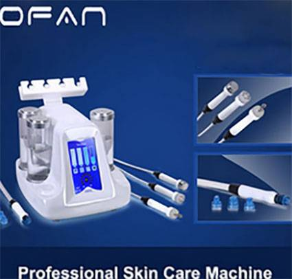 Newest generation hydra facial machine Ultrasound Korea small bubble with CE