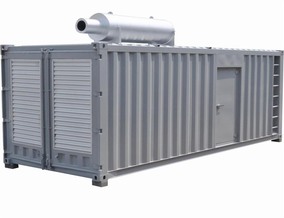1000KVA diesel generator set