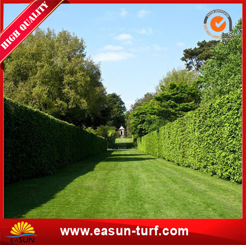 China high quality artificial grass turf for roof decoration-AL