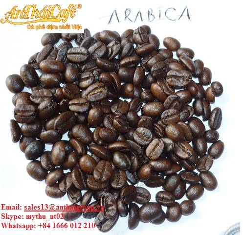 ROASTED ARABICA COFFEE BEAN S18