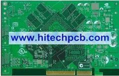 6L HAL LF with Gold Finger PCB