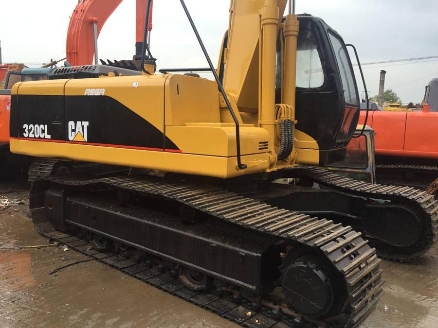 Used Cat 320CL Excavator, Used Caterpillar Excavator 320CL for Sale