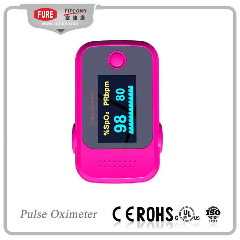 Easy Operated OLED New Model SPO2 & PR Fingertip Pulse Oximeter