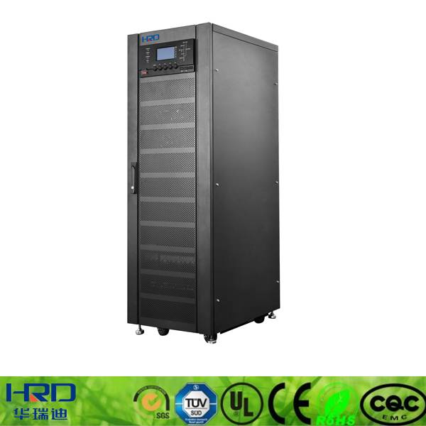 3phase 380v ups Online HF UPS 10-120kva with PF0.9, for High End