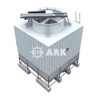 Wuxi Ark Brand Counter Flow Open Type Cooling Tower