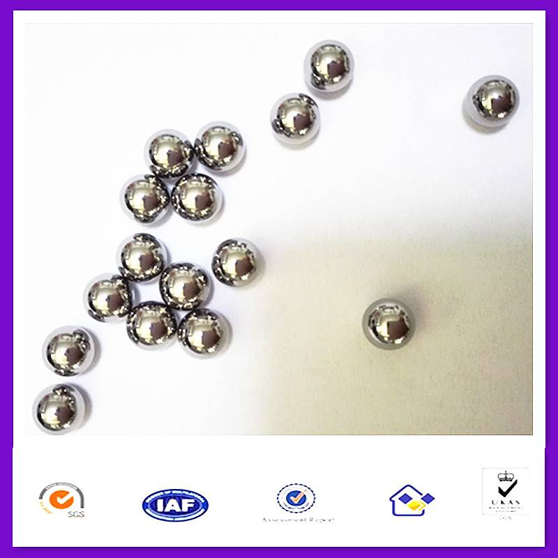 Qualified Supplier for Steel Ball Chinese Manufacturer / Chrome Steel Ball/ Size1-1/16''inch