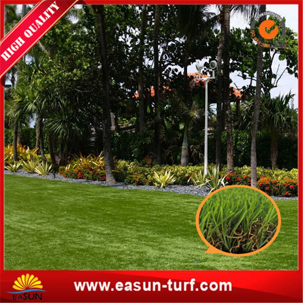 Chinese manufacturer synthetic lawn landscape turf mat and fake turf carpet-ML