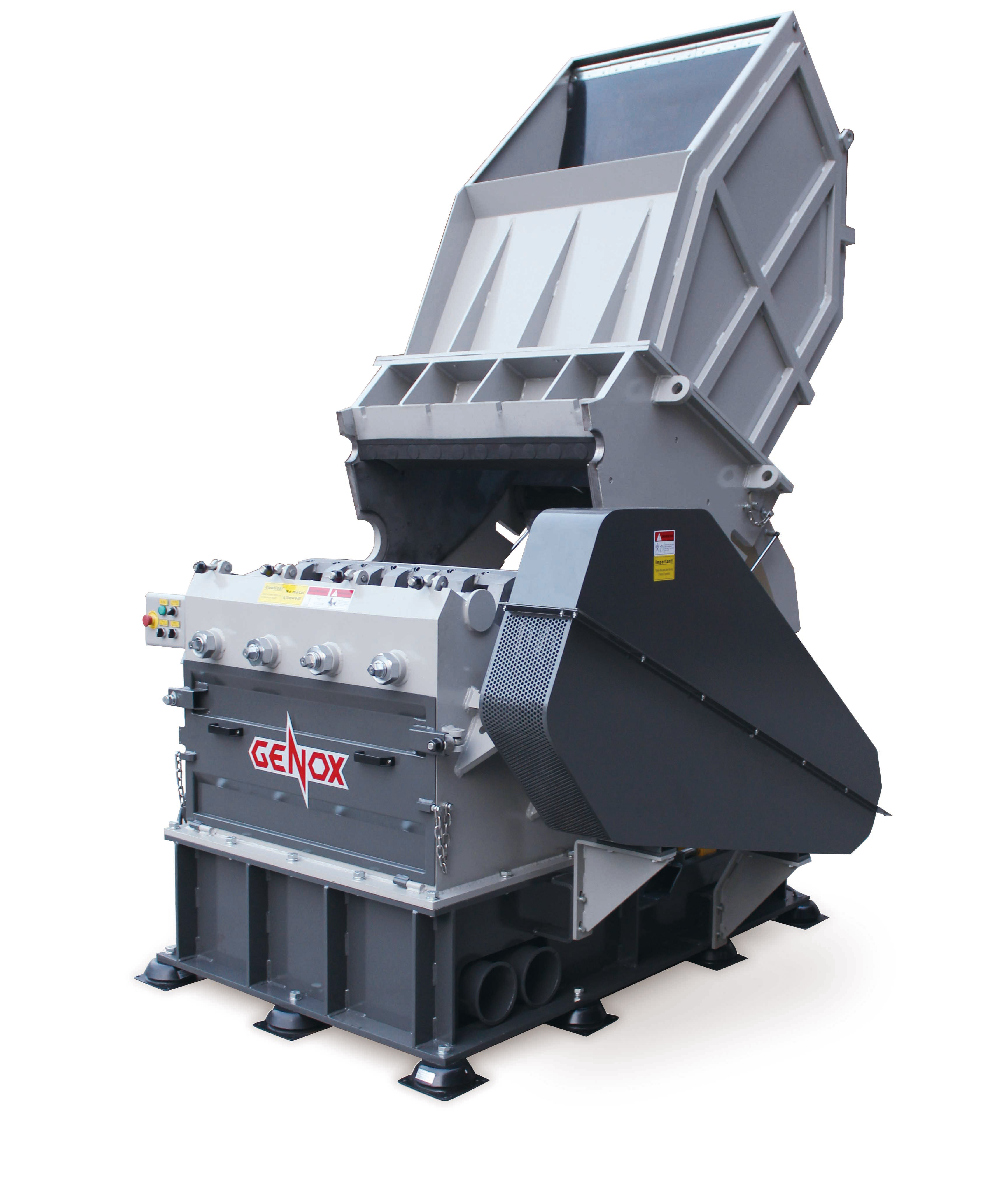 GXC Series - Heavy Duty Granulators   pcb recycling machine