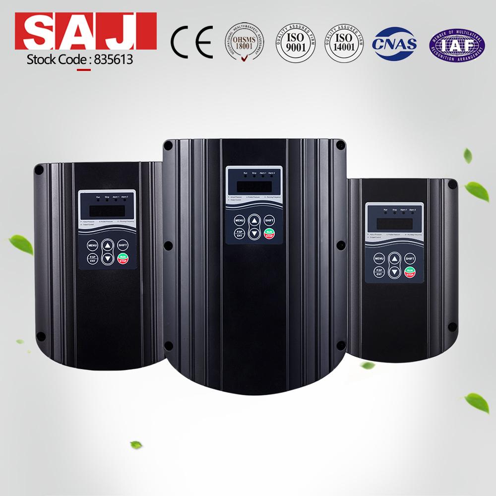 SAJ Three Phase Smart Water Pump Inverter 0.75kW To 18.5kW