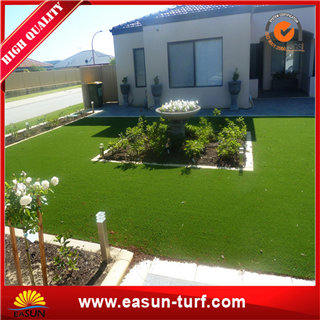 """D"" Shape 4colors artificial turf grass landscaping price-ML"