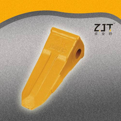 Precision casting wearing parts komatsu rock chisel bucket teeth