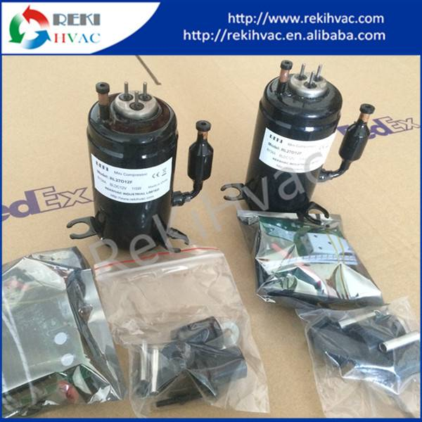 R134A 24V DC Compressor for Mini Fridge RL20D24F