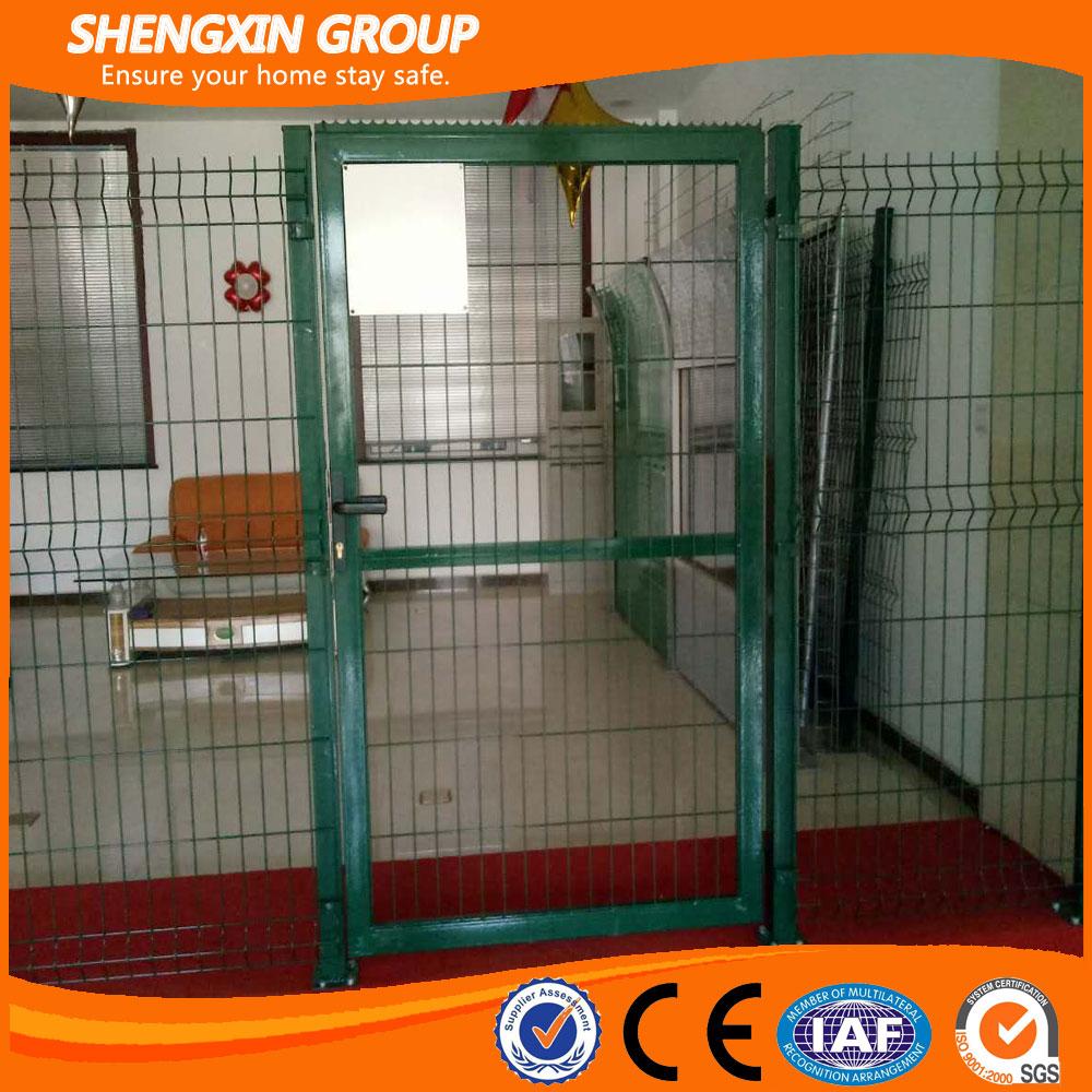 2017 Shengxin supplier new design welded wire mesh fence gate