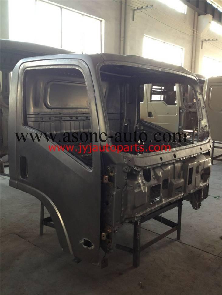 Car Metal Cabin Manufacturer ISUZU Truck Cabin