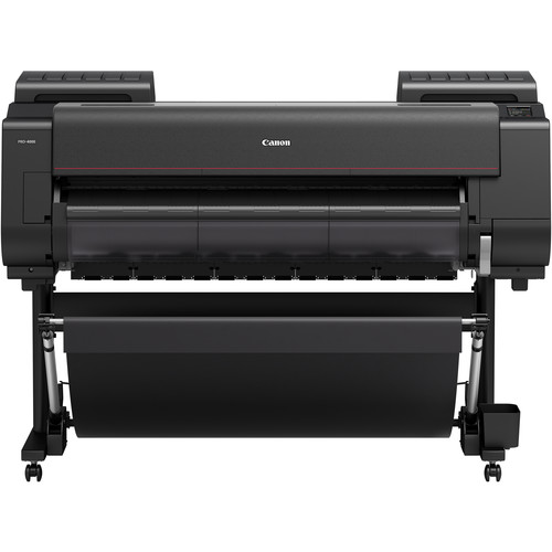 Canon imagePROGRAF PRO-4000 44in Printer With Multifunction Roll Unit System (ArizaPrint)