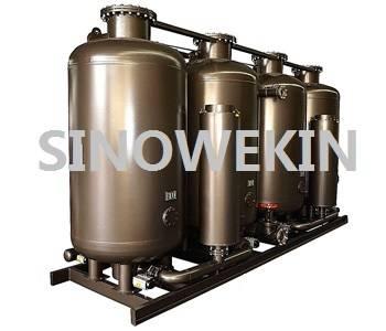 PSA gas separation unit