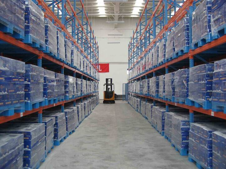 Warehouse Stoage Solutions Pallet Rack