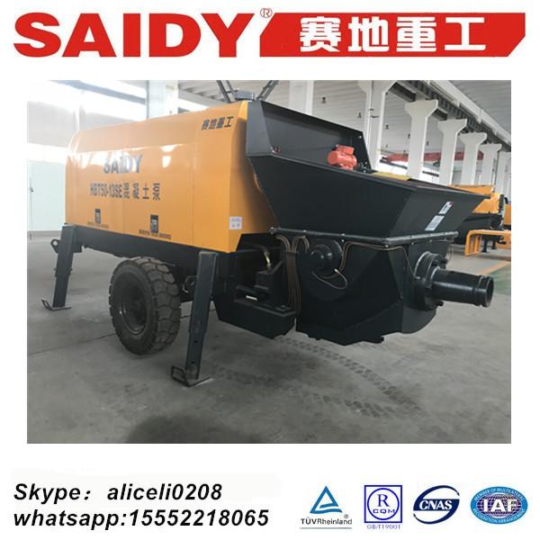 high pressure concrete verticle transport pumps