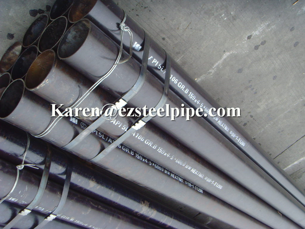 2017 Hot sales Q235 Carbon steel seamless pipes