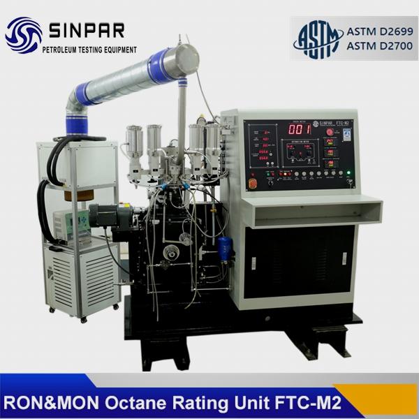 ASTM D2699 RON/ASTM D2700 MON Octane engines