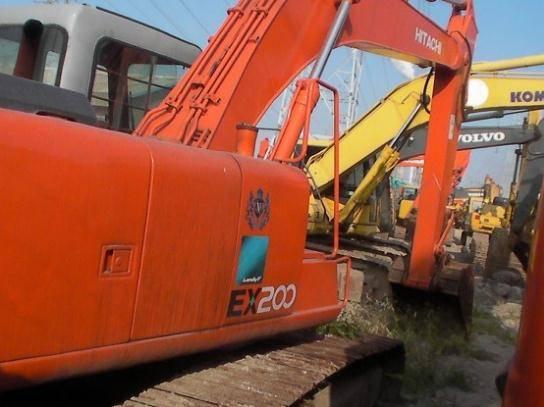Used Hitachi EX200-2 Crawler Excavator