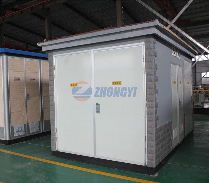 ZBW Type Prefabricated Substation,mobile transformer substation,distribution transformer substation,