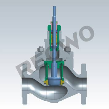 10P Series control valve