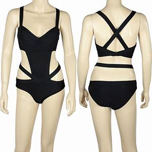 2015 Fashion Rayon Women Sexy Elegant Wholesale Bikini Sexy Bandage Dresses