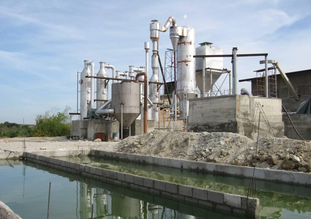 High Efficient 400kW Biomass Gasifiers