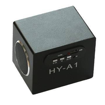 Portable Card-inserting Mini Speaker