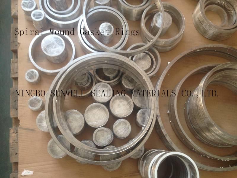 Spiral Wound Gasket Rings