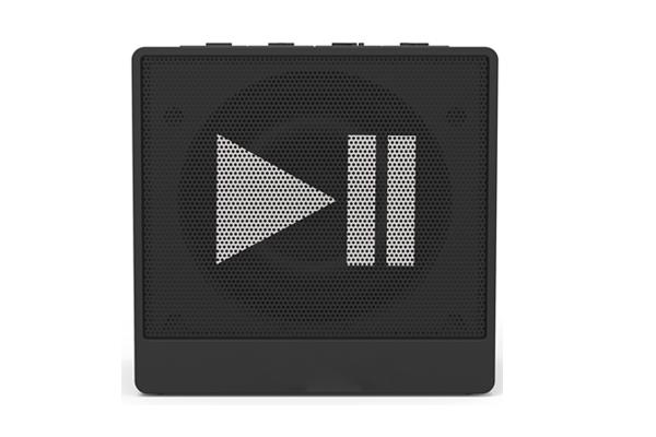Portable bluetooth speaker S107