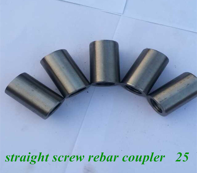 rebar connector/ rebar coupler with factory price
