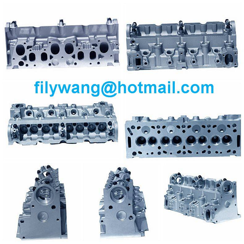 Peugeot 405 1.9(XUD9TE) engine cylinder head