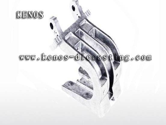 OEM Aluminum alloy Light alloy die casting