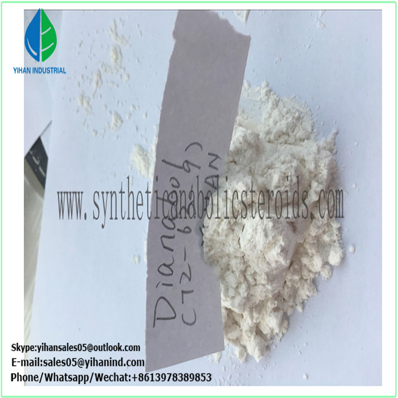99% Oral Dianabol/Dbol /Methandrostenolone (CAS No. 72-63-9) for Muscle Gaining paypal Le