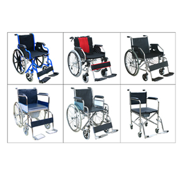 Multifunctional Aluminum Wheelchair LK6118-43BDFPQ