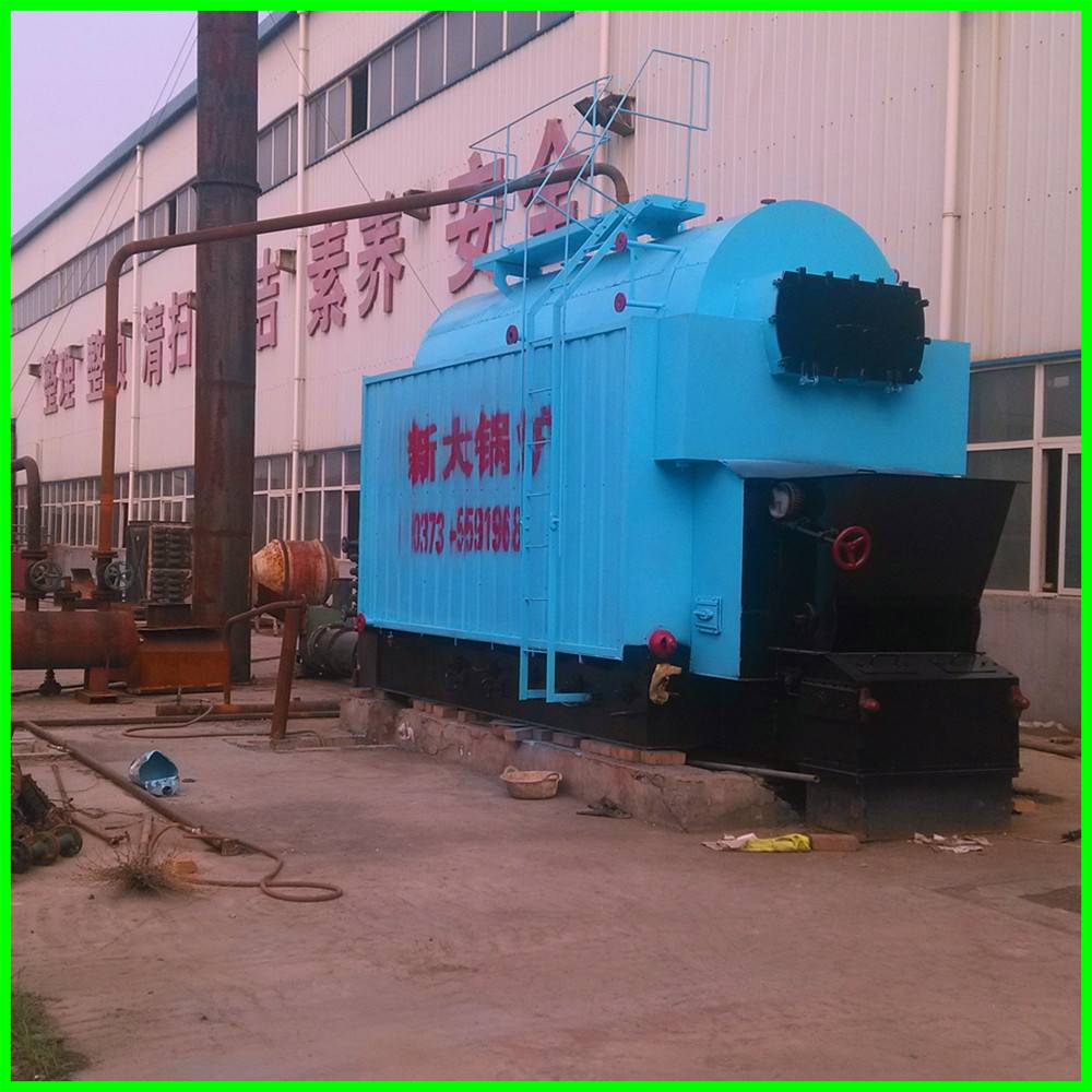 4t/h used oil or gas or coal Fired Steam Boilers for sale