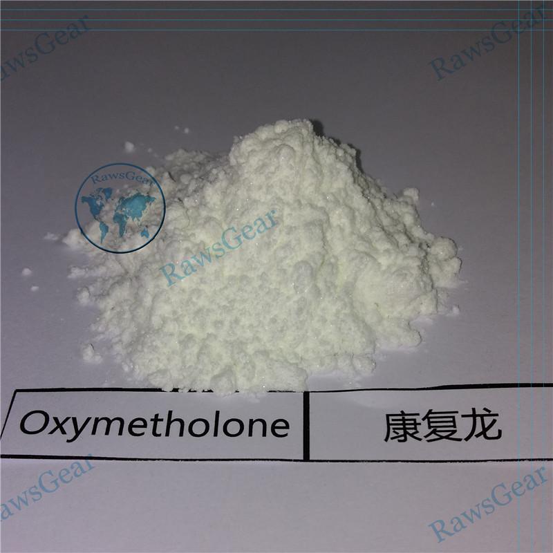 99.02% Purity Oxymetholone (Anadrol) Raw powder CAS 434-07-1