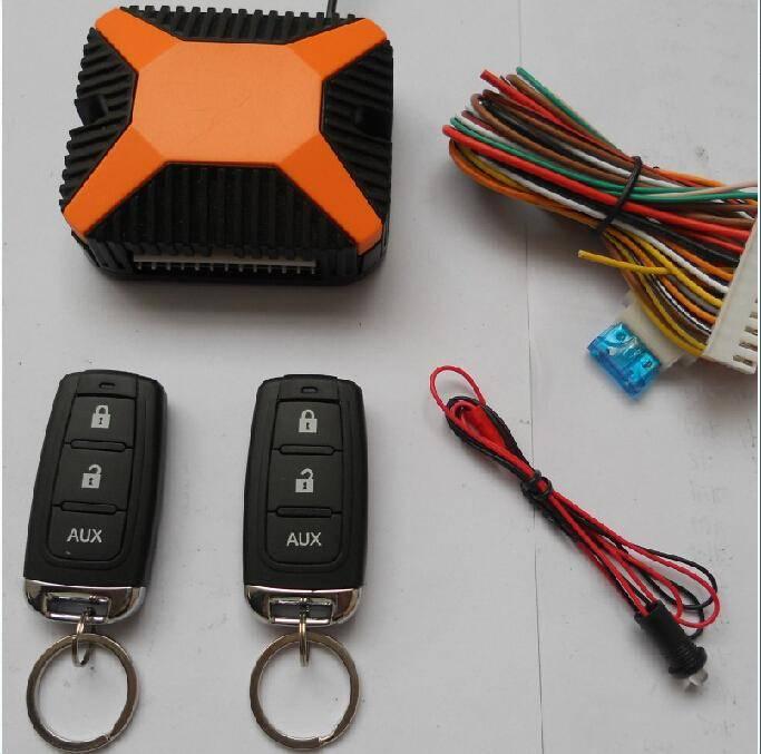 New Design Car Keyless Entry System