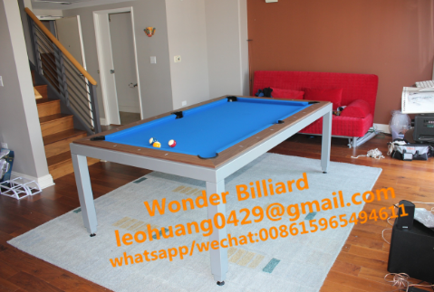 Awesome Pool Table Dining Table Hot Sell