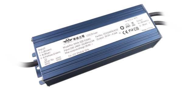 LED Driver MVA Series( 45W / 60W / 80W / 100W / 120W / 150W / 180W / 200W / 240W / 320W)